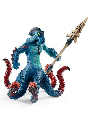 Monster Kraken with Weapon - Schleich