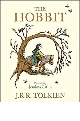 Colour Illustrated Hobbit, The