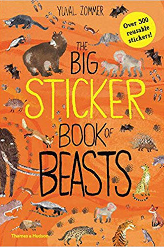 Big Sticker Book of Beasts, The