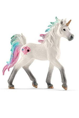Sea Unicorn Foal - Scheich
