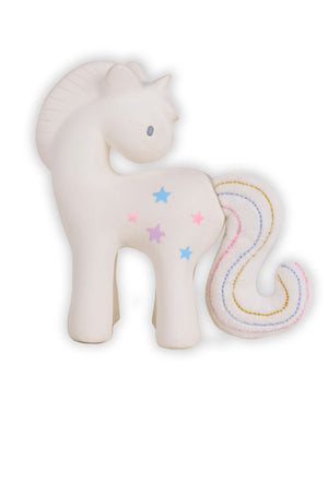 Cotton Candy Unicorn Teether