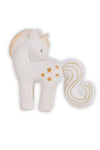 Sparkly Shining Stars Unicorn Teether