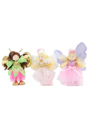 Budkin Fairy Triple Set