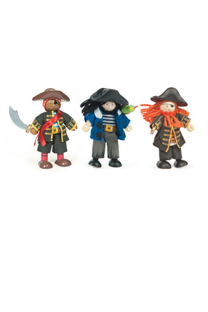 Budkin Buccaneers Triple Set