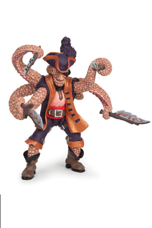 Octopus Mutant Pirate - Papo