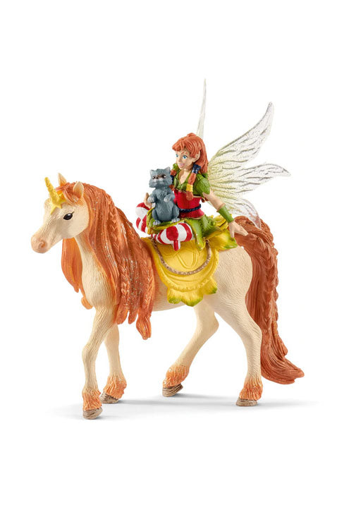 Fairy Marween with Glitter Unicorn - Schleich