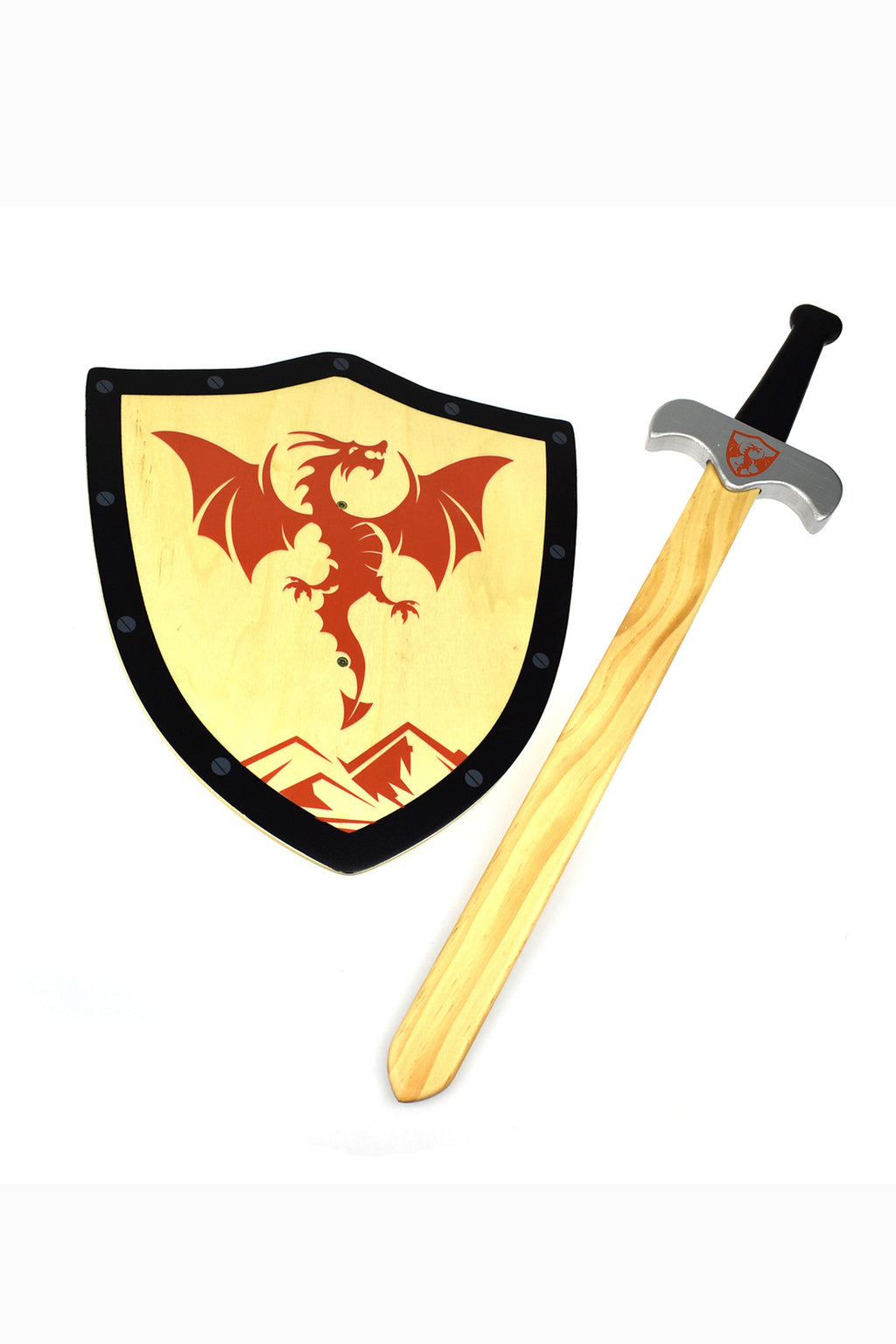 Sword and Shield Dragon