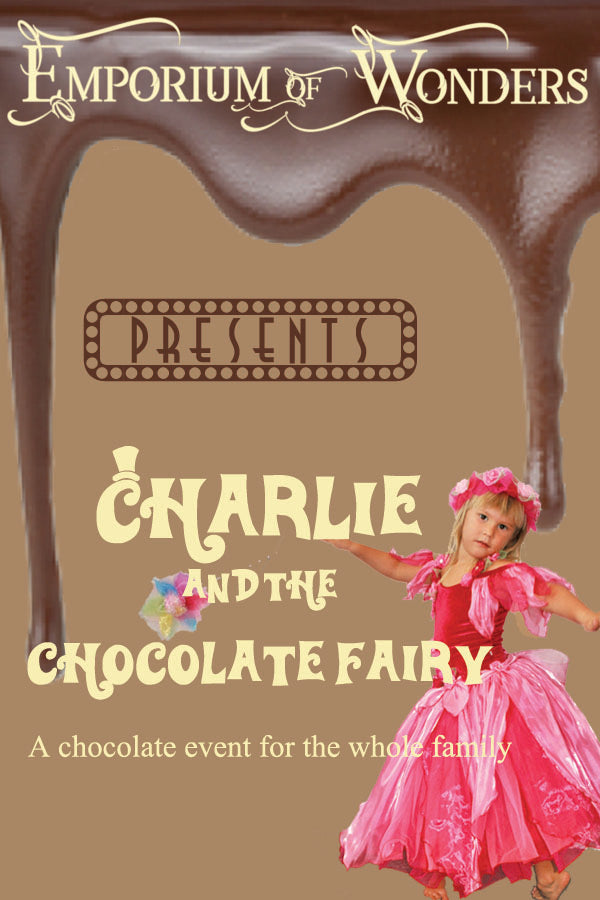 Charlie and the Chocolate Fairy High Tea Experience