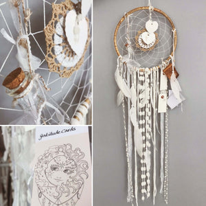Lovers Keepsake Dreamcatcher