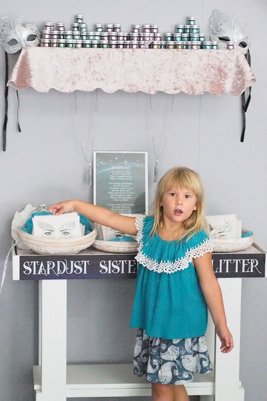 Gift Registry Magical Birthday Experience