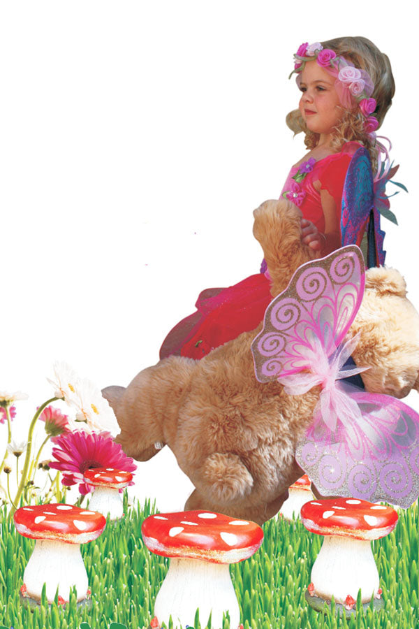 Teddy Bears' Picnic in Fairyland $220