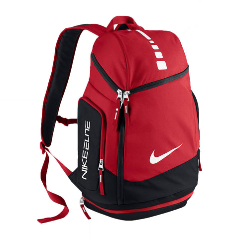 Nike Hoops Elite Backpack - Red