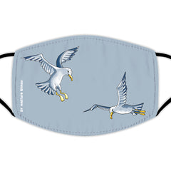 Face Mask With Filters - Two Seagulls