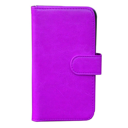 Classic Wallet Case for S6EP - Purple