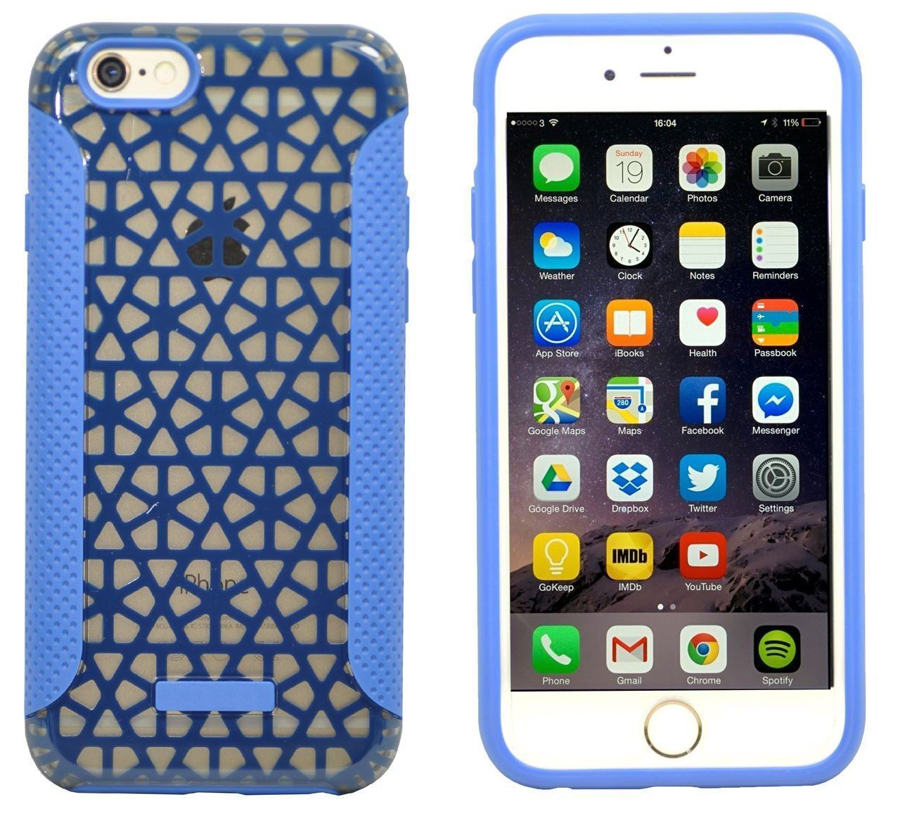 iSecret Case for iPhone 6 - Blue