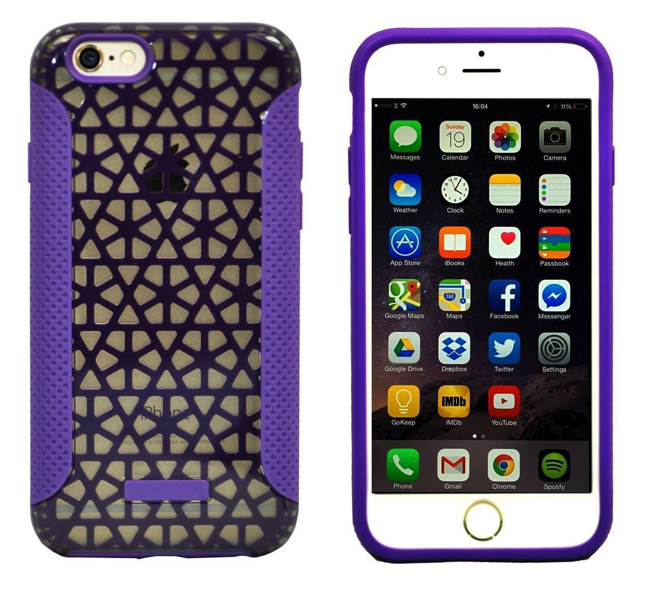 iSecret Case for iPhone 6 - Purple