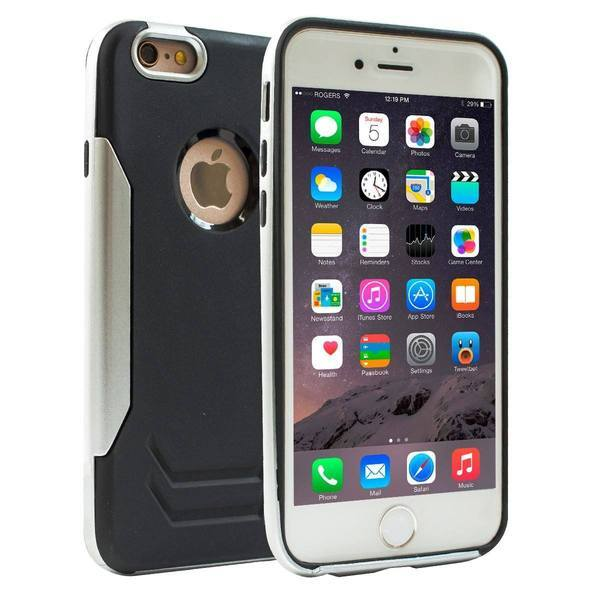 Martin Case for iPhone 6 Plus - Grey