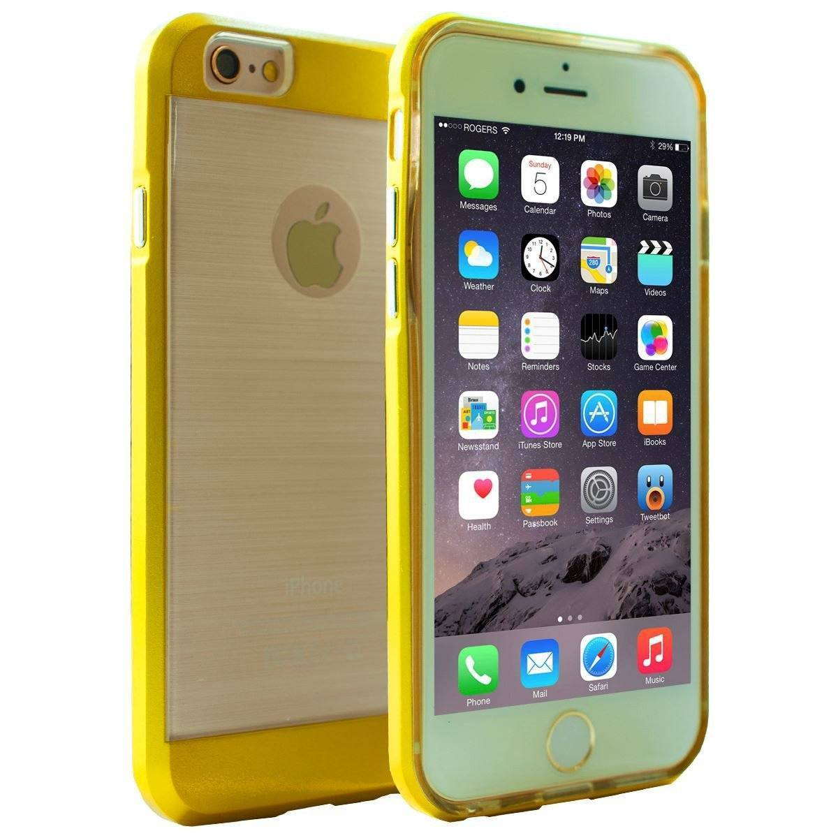 DualPro Bumper Case for iPhone 6 - Gold