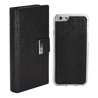 Real Wallet Case for iPhone 5C - Black