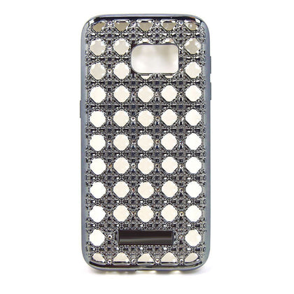 Quilted Diamond Case for S7E, Cases, Mobilenzo, MobilEnzo