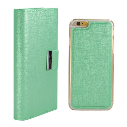 Real Wallet Case for iPhone 5C - Teal