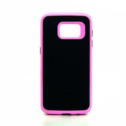 Hybrid Case for S6EP - Pink