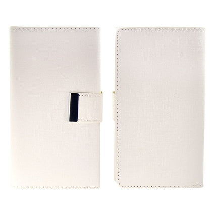 Real Wallet Case for S6 - White