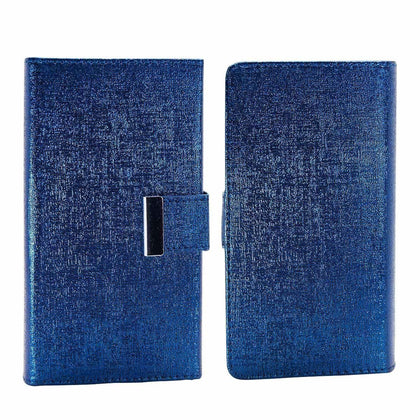 Real Wallet Case for S6 - Dark Blue