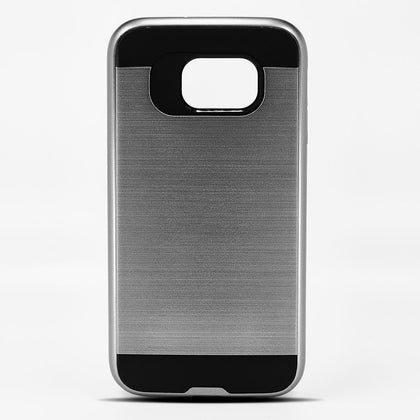 MD Hard Case for Samsung Galaxy S6 Edge Plus - Dark Grey