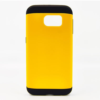 Color Case for S6 - Yellow