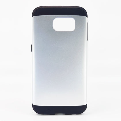 Color Case for S6 - Silver