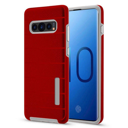 Destiny Case for Samsung Galaxy S10 - Red