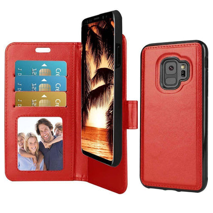 Classic Magnet Wallet Case for Samsung S7 Edge | MobilEnzo
