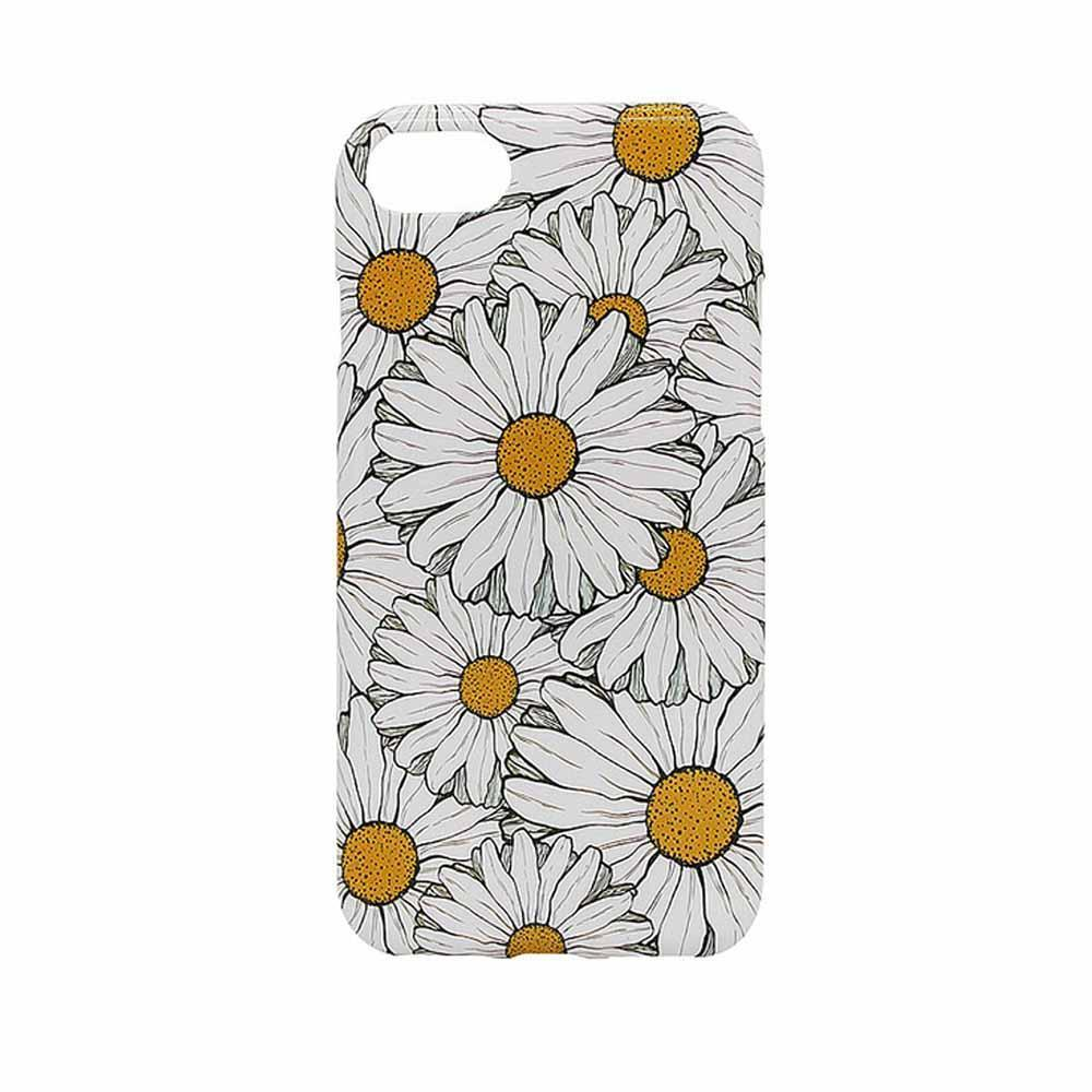 Floral Pattern Case for iPhone 6 Plus - 1
