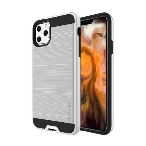 MD Hard Case for iPhone 11 - Silver