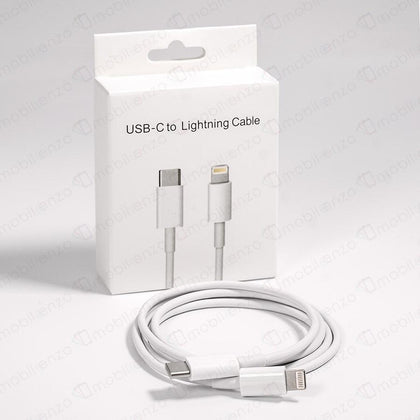 PD Fast Charger /  USB-C to Lightning Cable