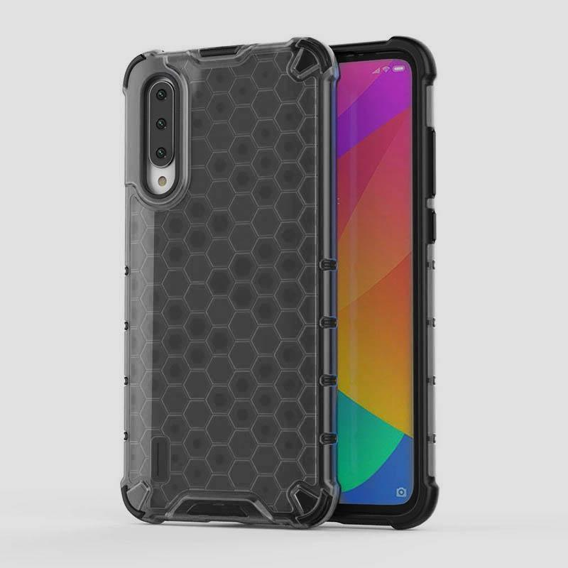 Lucid Hexa Case for Samsung Galaxy Note 10 - Black