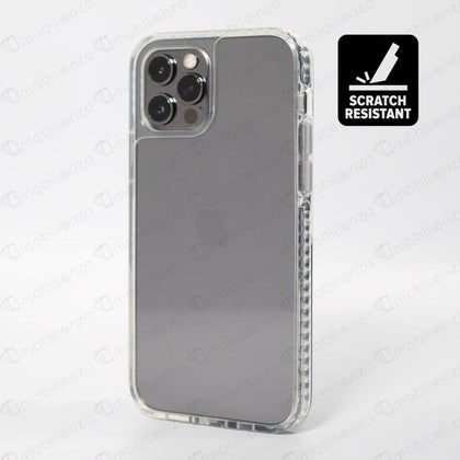 Scratch-Resistant Case for iPhone 12 Mini (5.4) - Clear