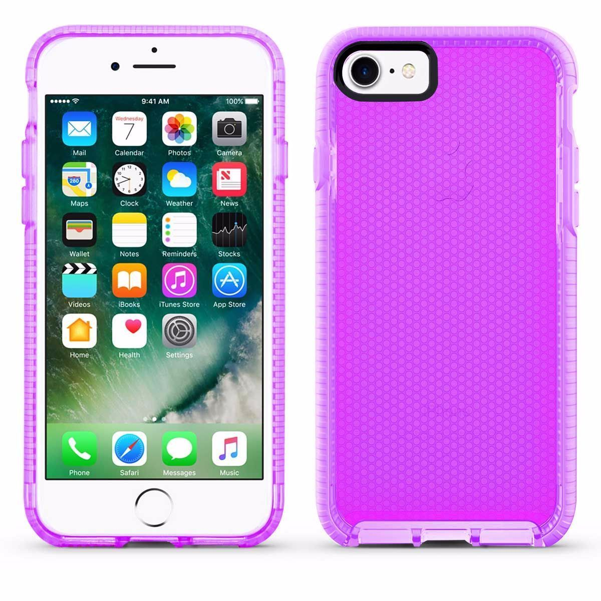 Elastic Dot Case for I6 - Purple