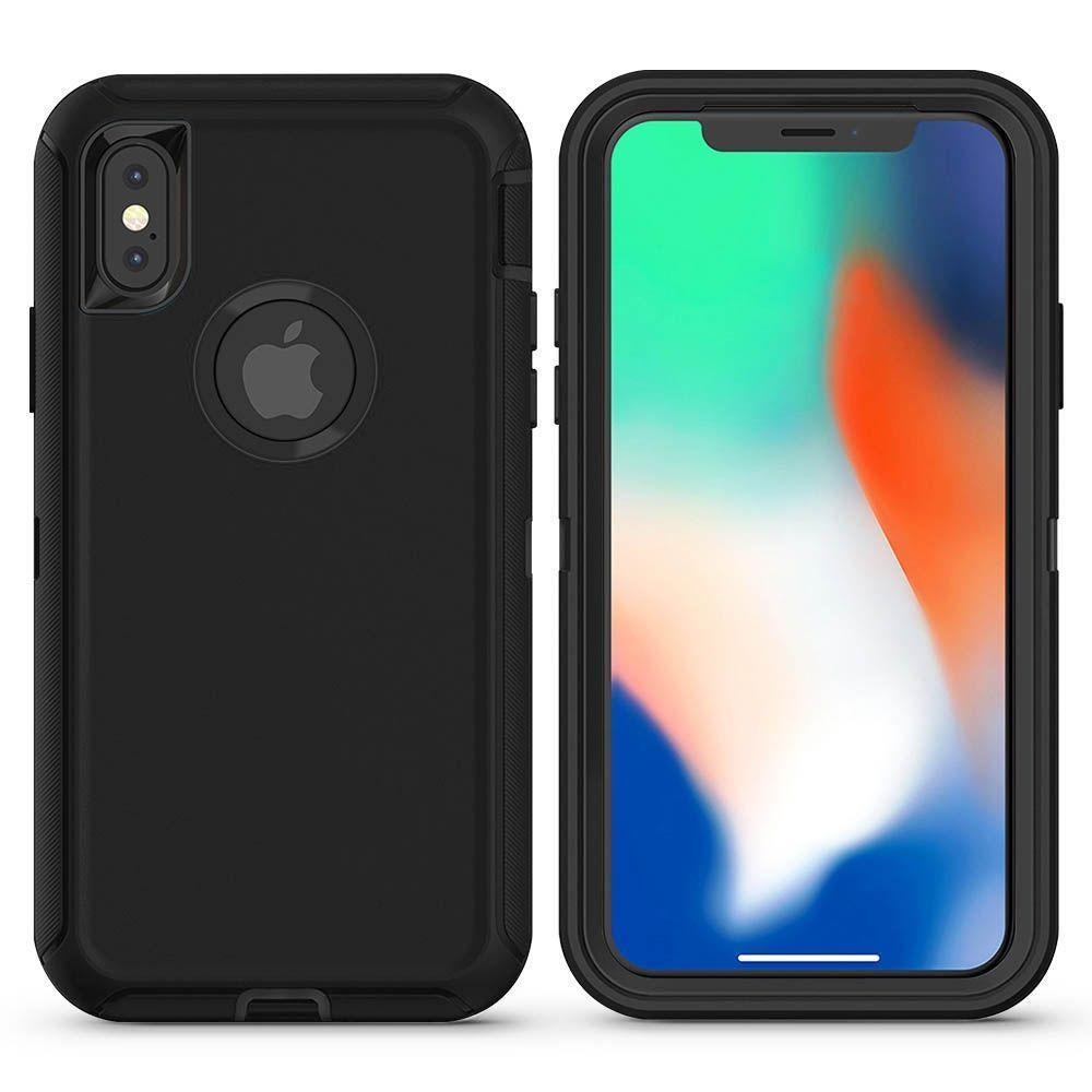 DualPro Protector Case for iPhone XR - Black
