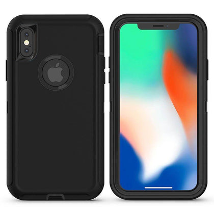DualPro Protector Case for iPhone XR | MobilEnzo
