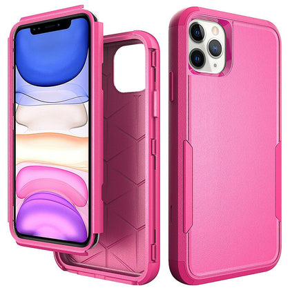 Commander Combo Case for iPhone 11 Pro Max - Pink
