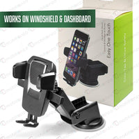 Easy One Touch Car & Desk Mount