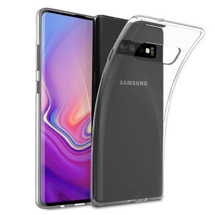 Clear case for Samsung Galaxy S9 Plus