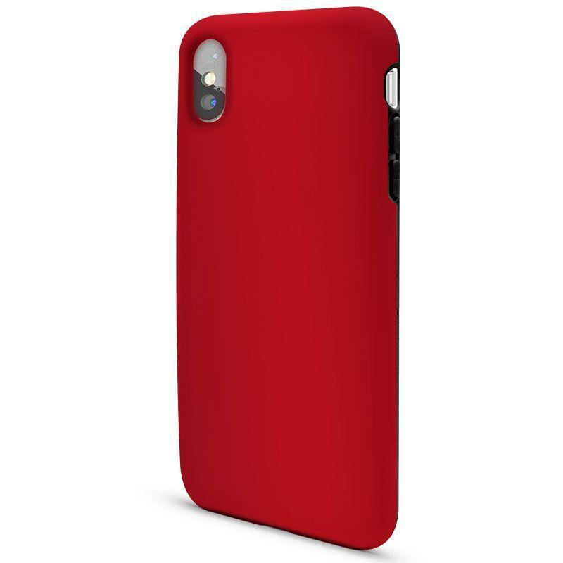 Pro Impact Case for iPhone Xs Max - Red