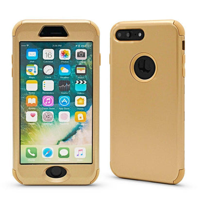 3N1 Plain Case for iPhone 6 - Gold