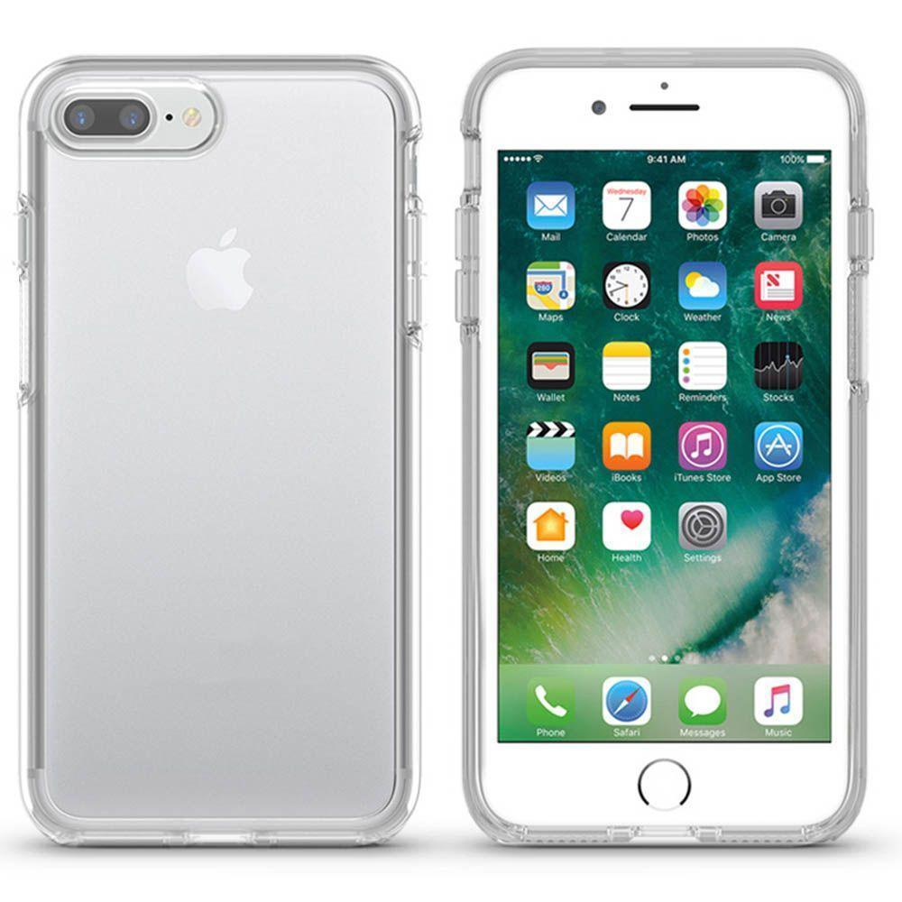 Transparent Color Case for iPhone 6/7/8 - Clear