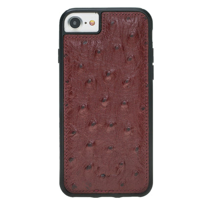 Flex Cover Leather Cases - Ostrich, Cases, Mobilenzo, MobilEnzo