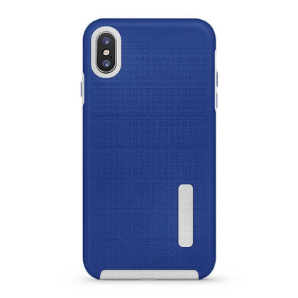 Destiny Case for iPhone XR - Dark Blue