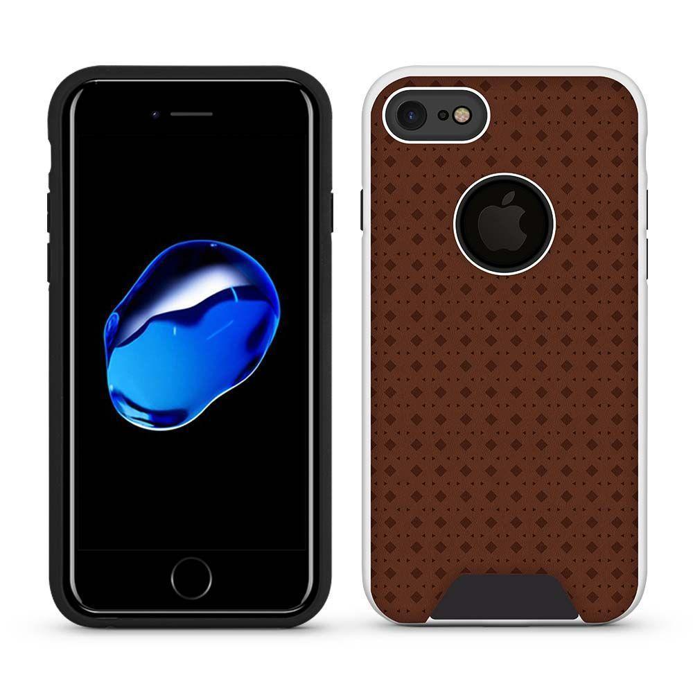 Luna Leather Case for iPhone 6 Plus - Brown